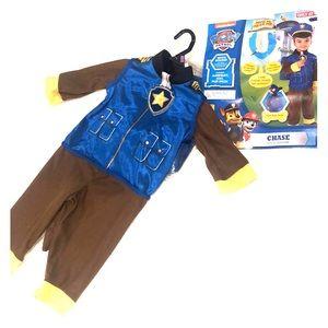 NWOT Paw Patrol Halloween Costume!